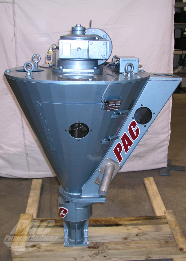 PAC-Granulate-Feed-System