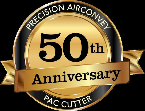Precision AirConvey Celebrates the 50th Anniversary of the PAC
